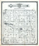 Oasis Township, Waushara County 1924